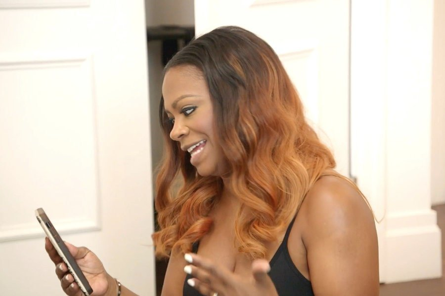 Kandi Burruss Explains Why She Gave Porsha Williams Relationship Advice In Miami