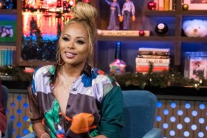 "Eva Marcille Says Kandi Burruss Was Shady To Porsha; Says Kandi Is Not ""Concerned"" About Porsha's Love Life"