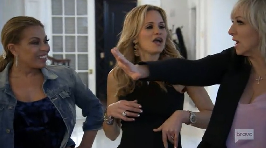 Real Housewives Of New Jersey Recap: Control Freak Outs