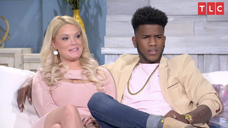 90 Day Fiance: Ashley Martson Says She & Jay Smith Did Not