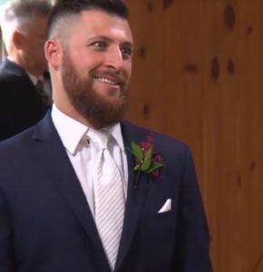 Luke-knows-his -wife to-be Married at First Sight