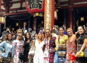 Check Out Photos From Real Housewives Of Atlanta Tokyo Trip