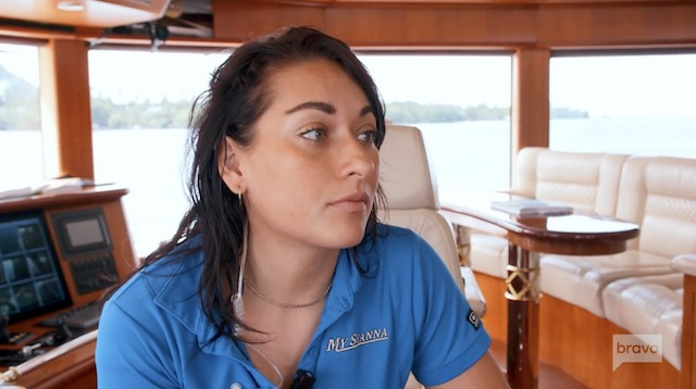 Laura Betancourt Below Deck