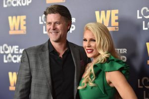 Gretchen Rossi & Slade Smiley Throw Gender Reveal Party In The OC