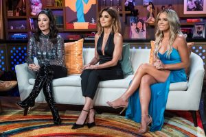 "Kyle Richards Names Lisa Vanderpump As ""Biggest Mean Girl"" Of The Se"