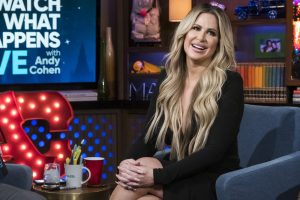 "Kim Zolciak Says She's ""Washed My Hands"" Of Friendship With Kandi Burruss"