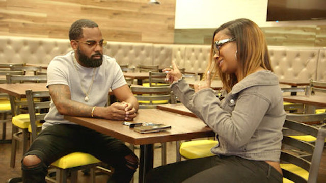 Kandi Burruss & Todd Tucker - Real Housewives Of Atlanta
