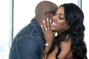 Real Housewives Of Atlanta - Porsha Williams Proposal