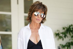 Real Housewives Of Beverly Hills. - Lisa Rinna