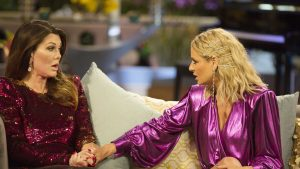 Dorit Kemsley Lisa Vanderpump RHOBH Real Housewives Of Beverly Hills reunion