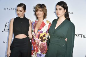 Lisa Rinna's Daughters Reported To Be Pursuing Their Own Reality Show