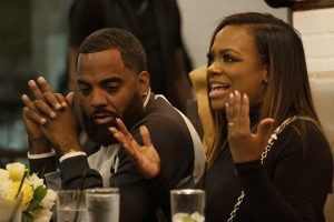 Kandi Burruss Scolds Todd Tucker For Hitting The Club While She's At Home With Their Newborn Daughter