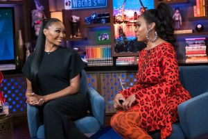 Cynthia Bailey Explains Why Marlo Hampton Doesn't Have What It Takes To Be Full-Time On Real Housewives Of Atlanta