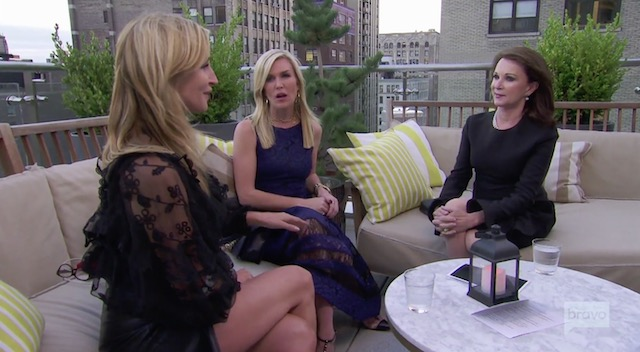 Tinsley Mortimer & Sonja Morgan