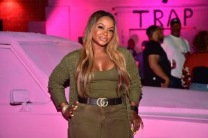 Phaedra Parks Set To Appear On Marriage Bootcamp: Hip Hop Edition