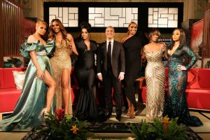 Behind The Scenes Photos From Real Housewives Of Atlanta Reunion
