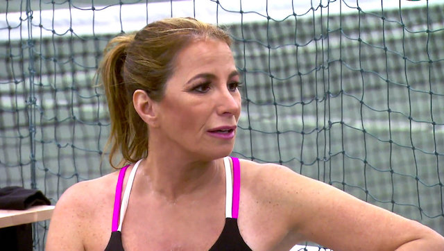 Jill Zarin On Real Housewives Of New York
