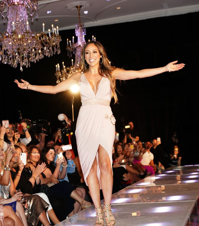 Real Housewives Of New Jersey Stars Attend Envy By Melissa Gorga Fashion Show- Check Out The Photos