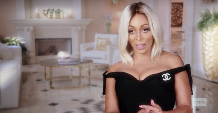 RHOP Karen Huger Real Housewives of Potomac
