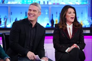 "Andy Cohen Says The Cast of Real Housewives of Beverly Hills Is ""A Group Of MVPs"" After Lisa Vanderpump Exit"