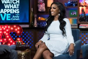 Porsha Williams Discusses Getting Hit With Rocks By A KKK Member When She Was At A Protest With Her Grandfather As A Child