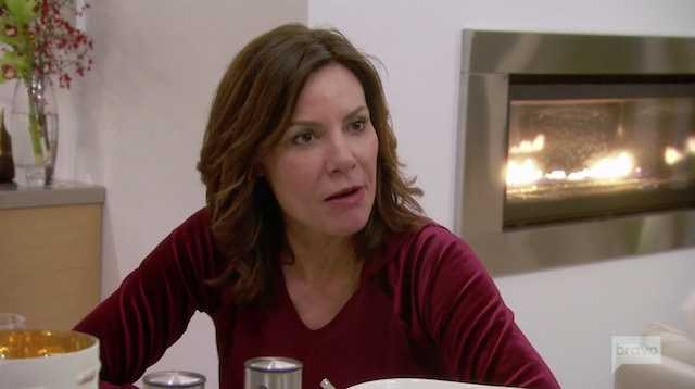 Luann de Lesseps - Real Housewives Of New York