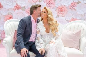 Slade Smiley Gretchen Rossi Baby Showe
