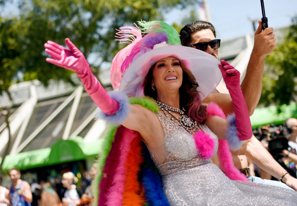 Check Out Photos Of The Vanderpump Rules Cast Celebrating Pride