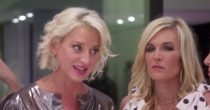 Dorinda Medley Tinsley Mortimer RHONY Real Housewives Of New York
