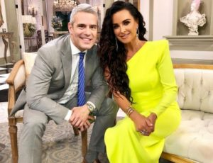 Andy Cohen Kyle Richards Real Housewives of Beverly Hills Reunion RHOBH Reunion