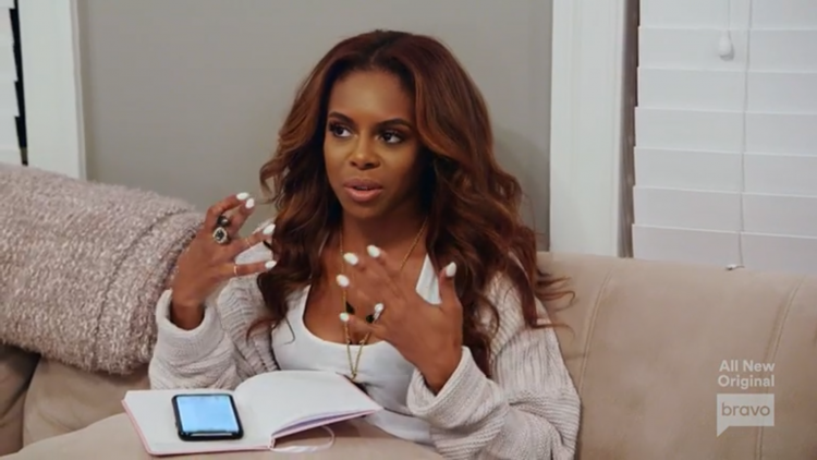 Real Housewives Of Potomac Recap: Can I Get A Witness?