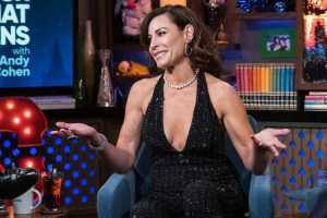 Luann de Lesseps Is On Watch What Happens Live Tonight