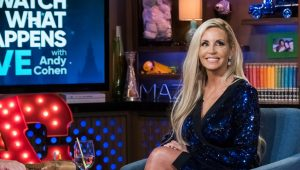 "Camille Grammer Confirms Exit From RHOBH & Says That ""It's Kyle Show"""