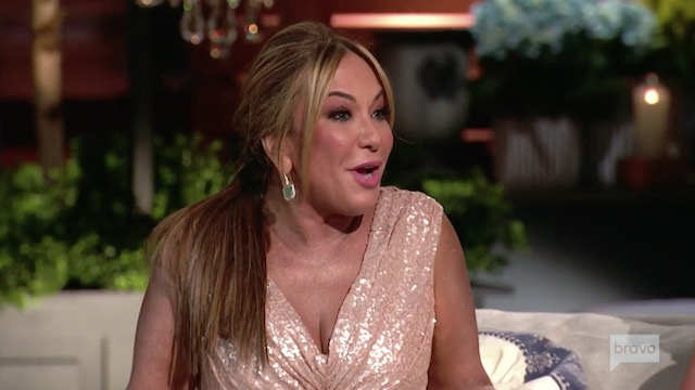 Barbara Kavovit Real Housewives Of New York Reunion