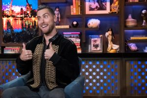 Lance Bass Calls Out Andy Cohen For Making Excuses For Ignorant Bravo Cast Members