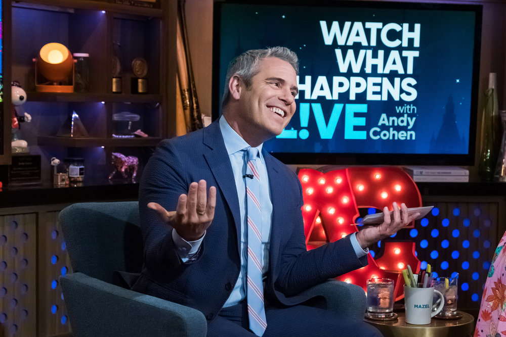 Andy Cohen Names Which Real Housewives He Is Most Similiar