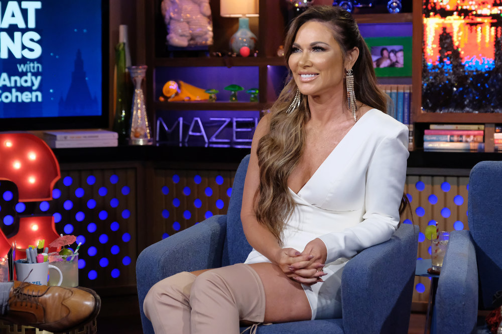 LeeAnne Locken Calls Out D'Andra Simmons For Making Cheating Allegations Against Rich Emberlin In Her Confessionals