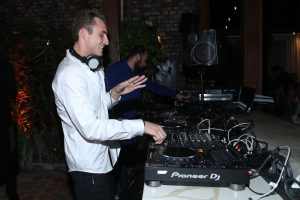 James Kennedy Is Back At SUR To DJ Tuesday Nights; Katie Maloney Shares Her Support After Years Of Feuding