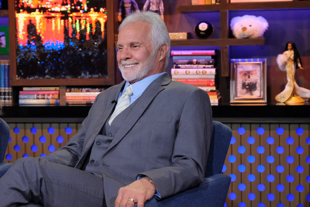 Captain Lee Rosbach Reveals Which Real Housewives Of New Jersey Star He'd Want To Work With