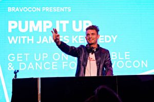 Vanderpump Rules Star James Kennedy Celebrates 5 Months Of Sobriety At BravoCon