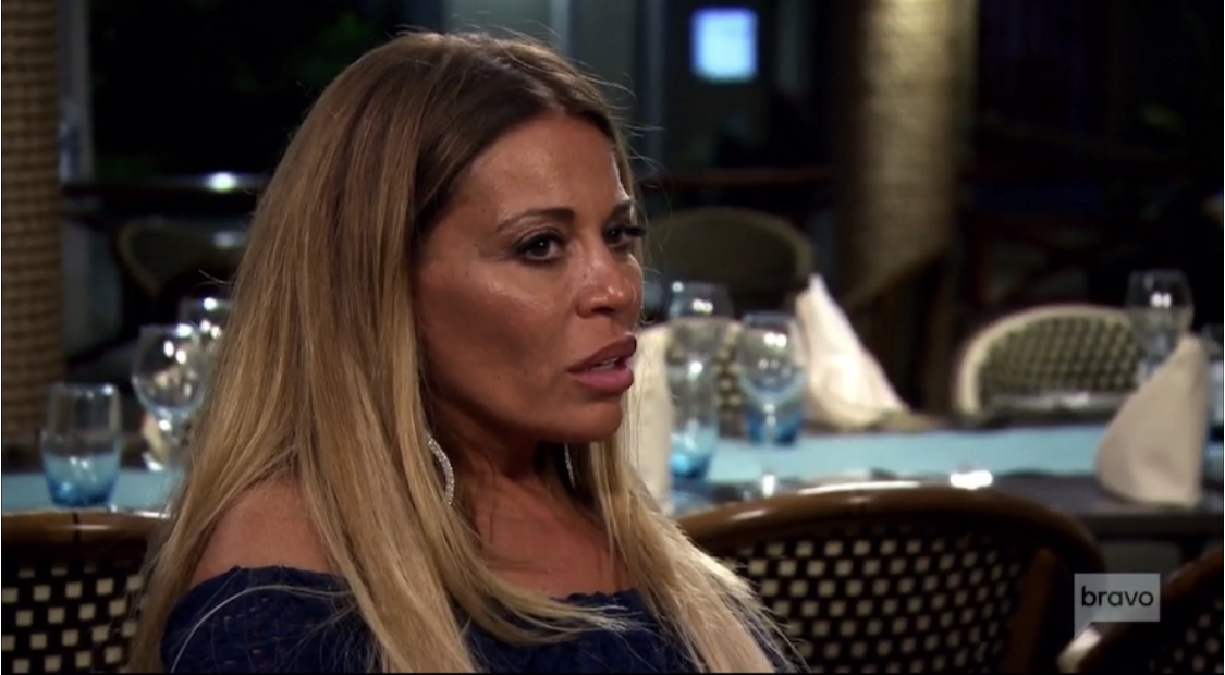 Real Housewives Of New Jersey Recap: Jamaican Jailbait