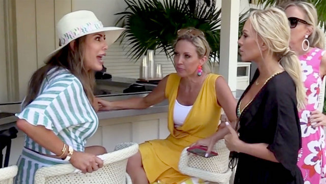 Kelly Dodd Braunwyn Windham-Burke Tamra Judge Miami Real Housewives Of Orange County