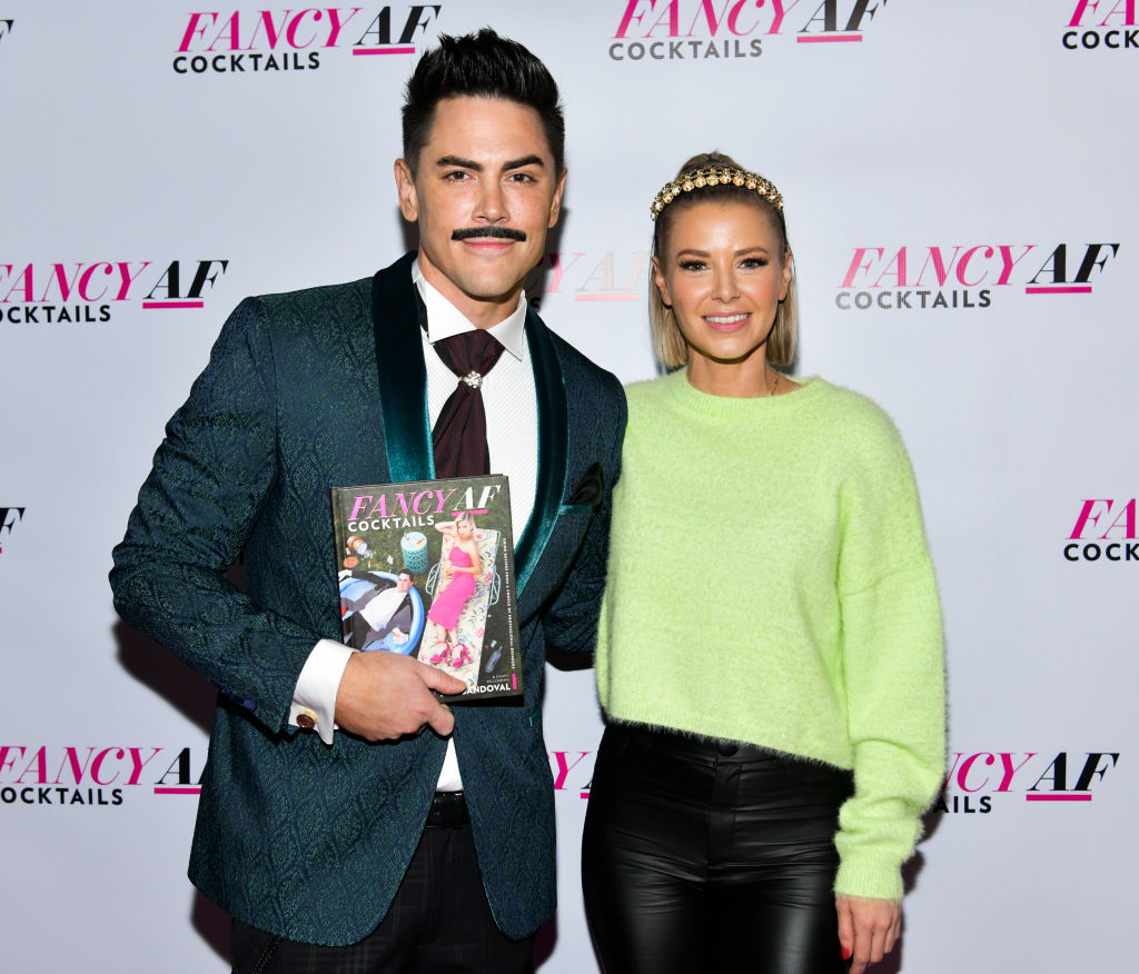 Check Out Photos From Tom Sandoval & Ariana Madix's Book Launch Party