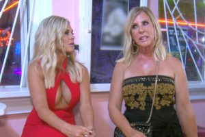 Real Housewives Of Orange County RHOC Tamra Judge Vicki Gunvalson