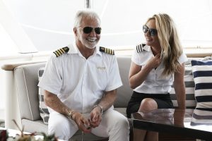 Kate Chastain Didn't Involve Captain Lee Rosbach In Below Deck Drama Because She Didn't Want People To Think He Gave Her Preferential Treatment