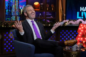 Andy Cohen Rehomes Dog Out Of Concern For His Son