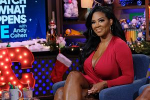Kenya Moore Names The Bravolebrity She Has A Crush On