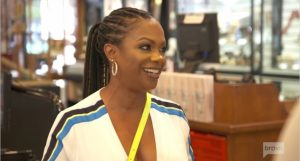 Kandi Burruss Real Housewives of Atlanta RHOA