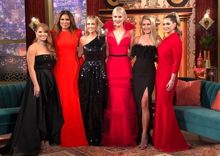 Check Out Photos From The Season 4 Real Housewives Of Dallas Reunion