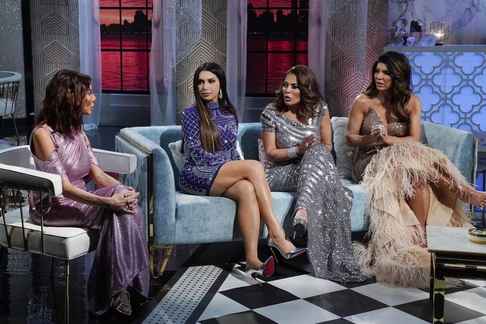 Real Housewives Of New Jersey Recap: Season 10 Reunion Part 3
